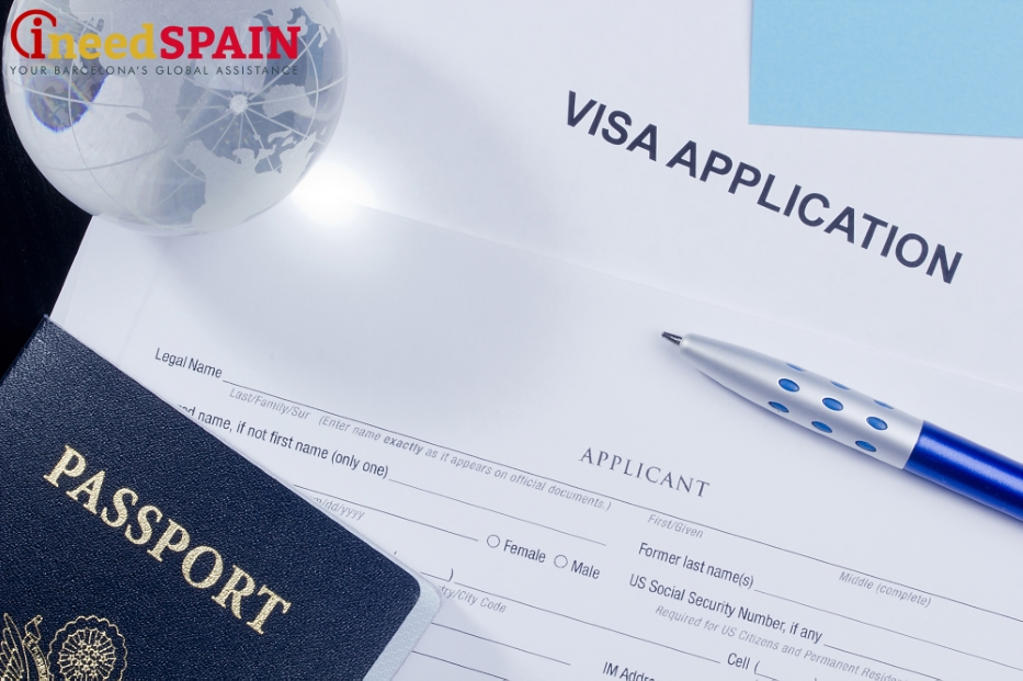 business visa to Spain